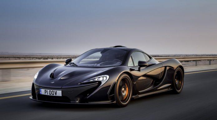 McLaren-P1-Highway
