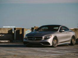 701hp Mercedes-Benz S63 AMG Coupe by Renntech