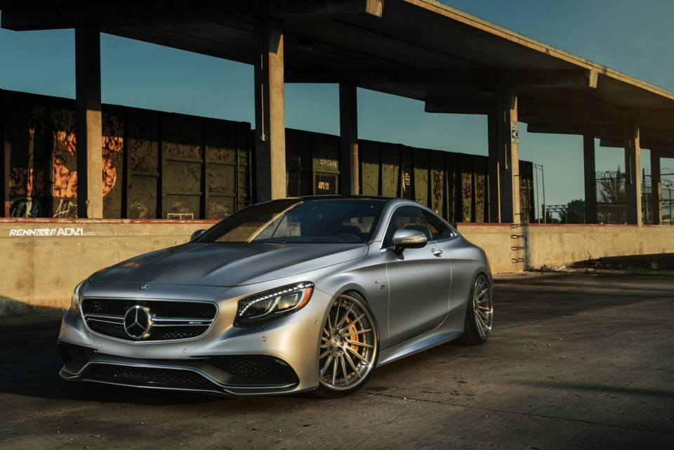 701hp mercedes benz s63 amg coupe by renntech gtspirit for Mercedes benz s63 amg coupe