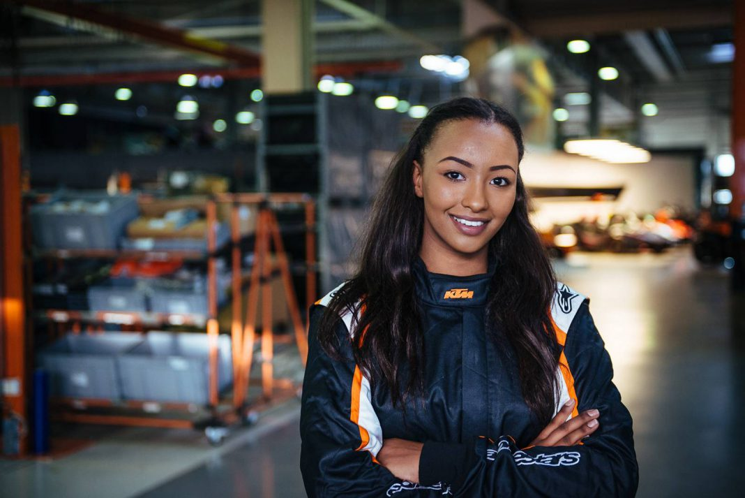 20-Year Old Naomi Schiff to Race the new KTM X-Bow GT4 for Reiter Engineering