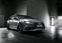 Nardo Grey Matt Audi RS6 Avant by Audi Exclusive