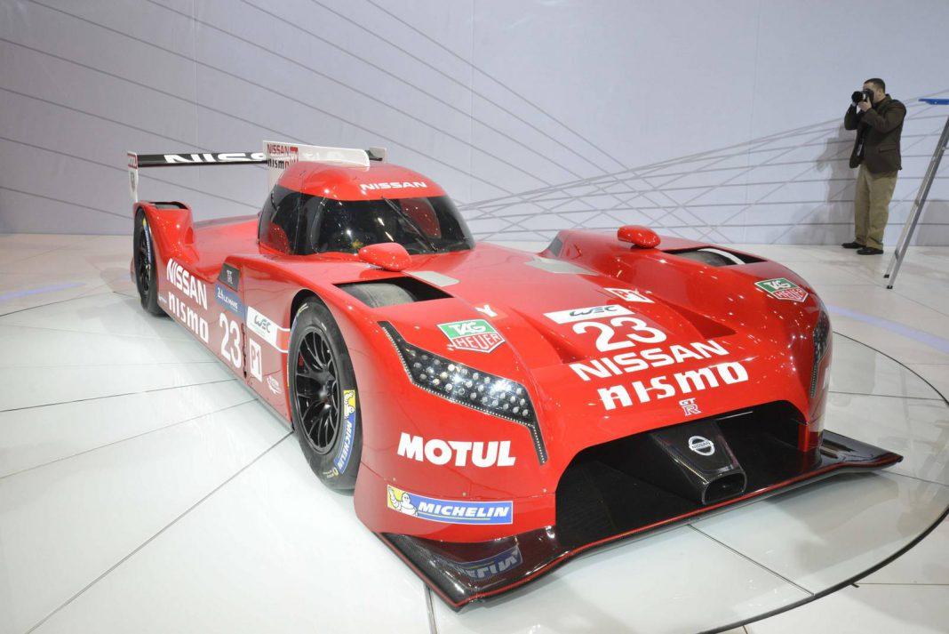 Nissan GT-R LM NISMO Race Debut Delayed Until Le Mans in June