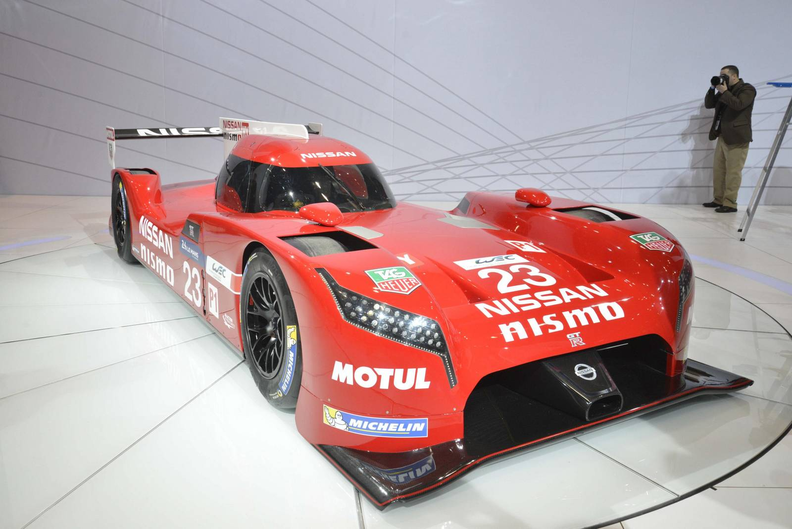 Developing the Nissan GT-R LM NISMO
