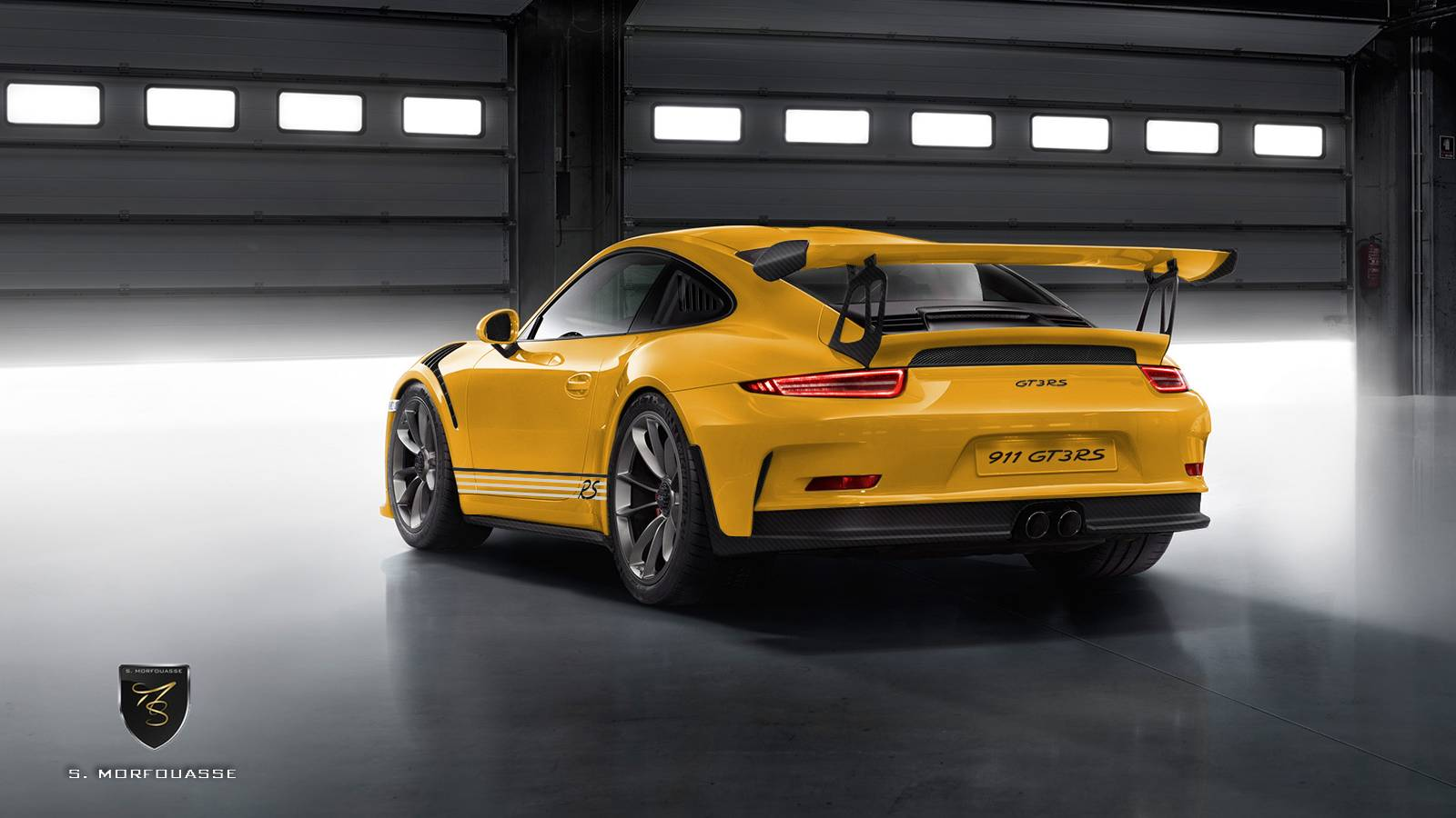 2016 porsche 911 gt3 rs photos and info news car and driver 2016 free hd wa. Black Bedroom Furniture Sets. Home Design Ideas