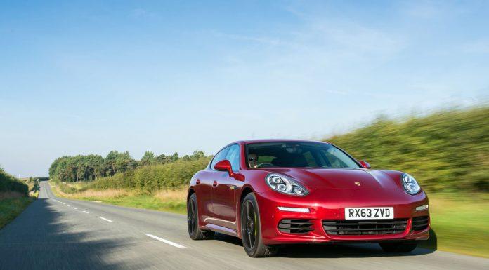 Porsche-Panamera-S-E-Hybrid-Driving