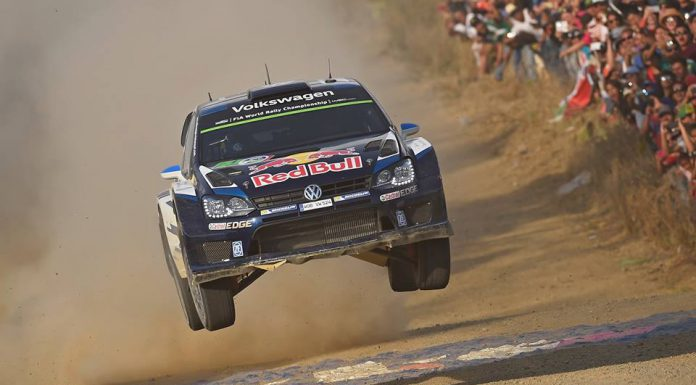 WRC: Ogier Wins Rally Mexico for the Third Year in a Row!