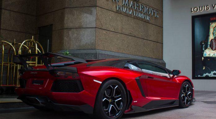 Malaysia's First RevoZport LaMotta Lamborghini Aventador