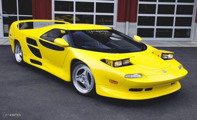 Rare Vector M12 For Sale at Cats Exotics