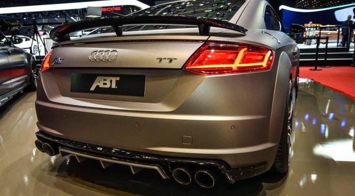 ABT TT at the Geneva Motor Show 2015