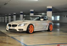 AC Schnitzer Creates One-Off BMW Z4 Diesel with M50d Engine