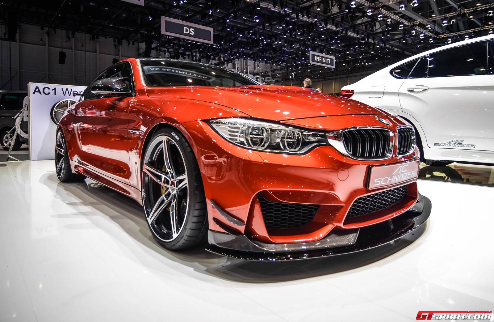tuningcars geneva 2015 ac schnitzer bmw m4. Black Bedroom Furniture Sets. Home Design Ideas
