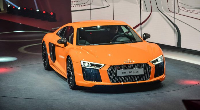 Audi at VAG Conference 2015