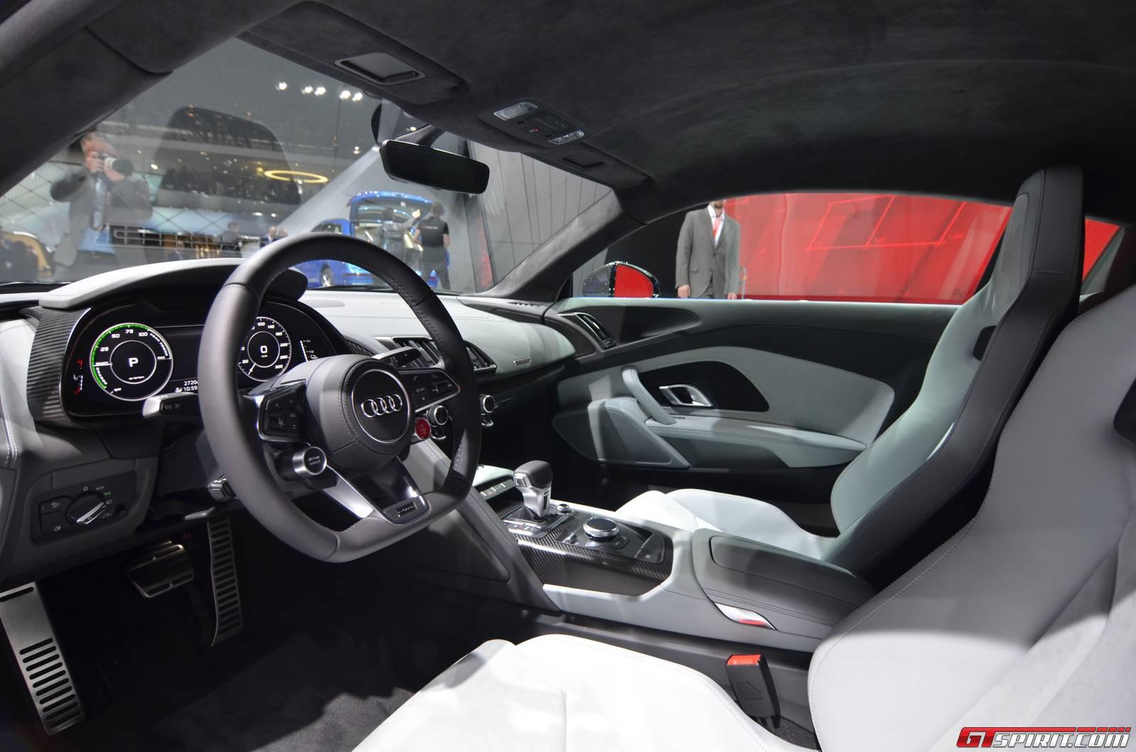 Geneva 2015 Audi R8 Gtspirit