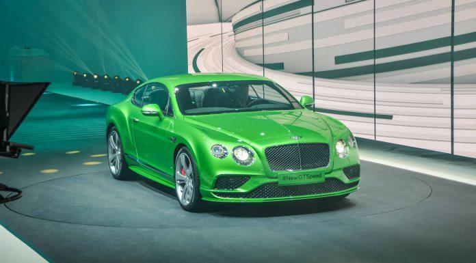Bentley at VAG Conference 2015