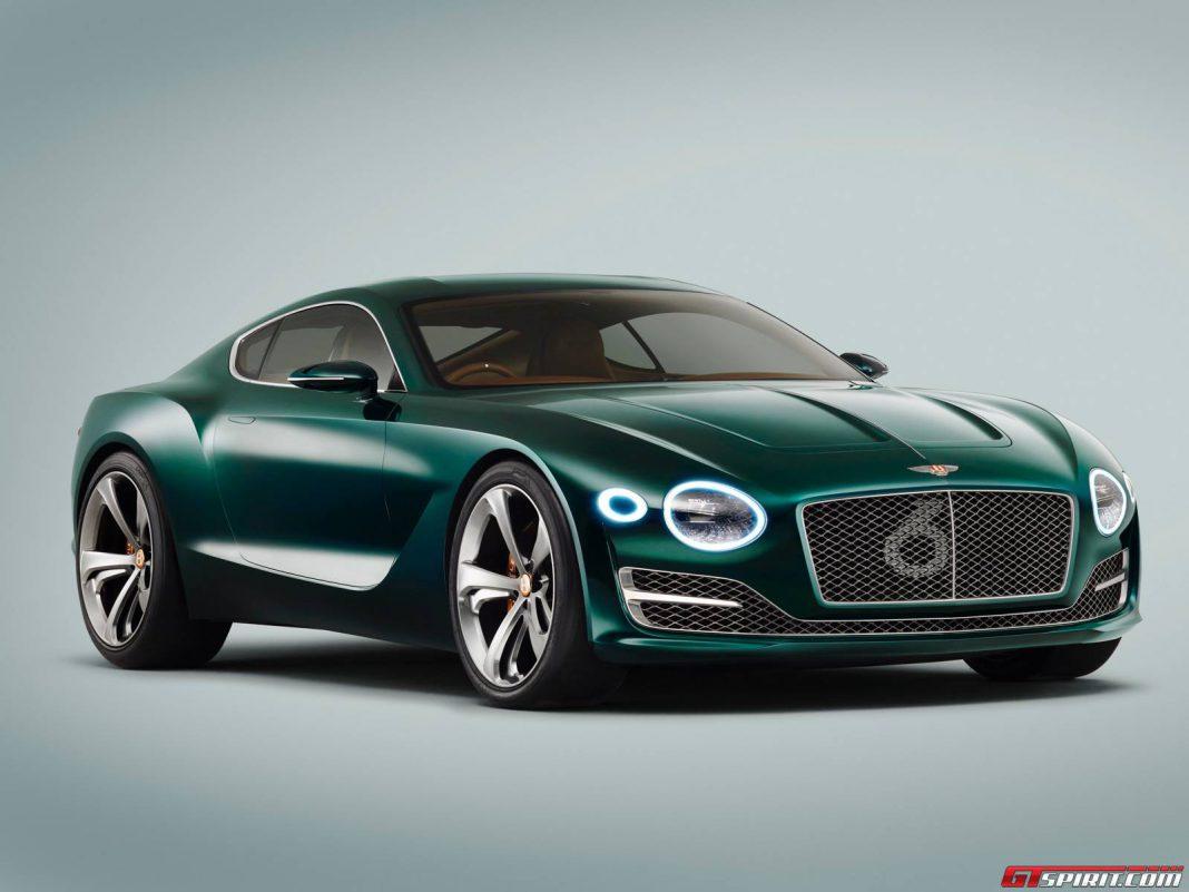Bentley EXP10 Speed 6 Official Photos