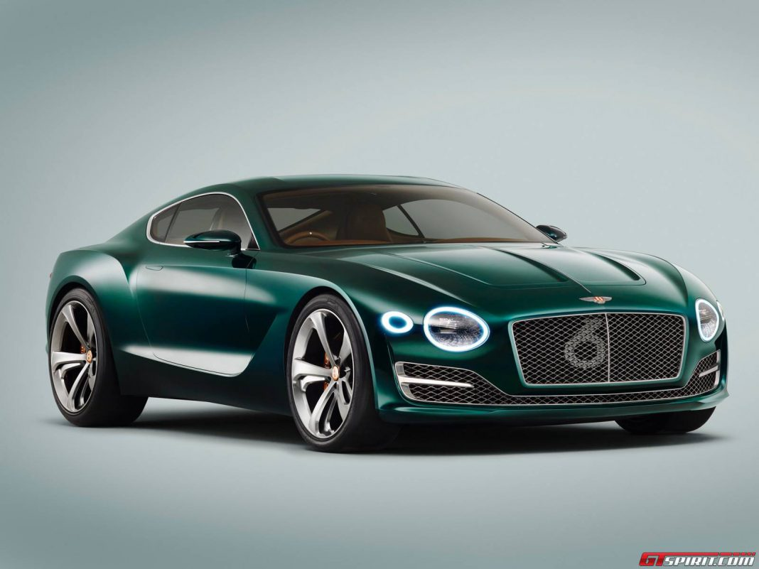 Bentley deciding between sports car and small SUV