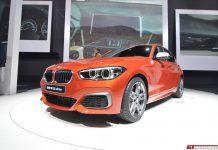 Geneva 2015: BMW 1-Series Facelift
