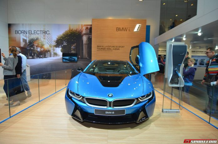BMW Highlights at Geneva Motor Show 2015