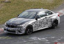 Production Ready BMW M2 Spy Shots Emerge at the Nurbugring