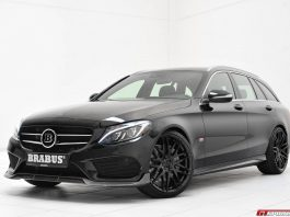 Official: Brabus Mercedes-Benz C-Class Wagon