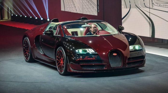 Bugatti at VAG Conference 2015