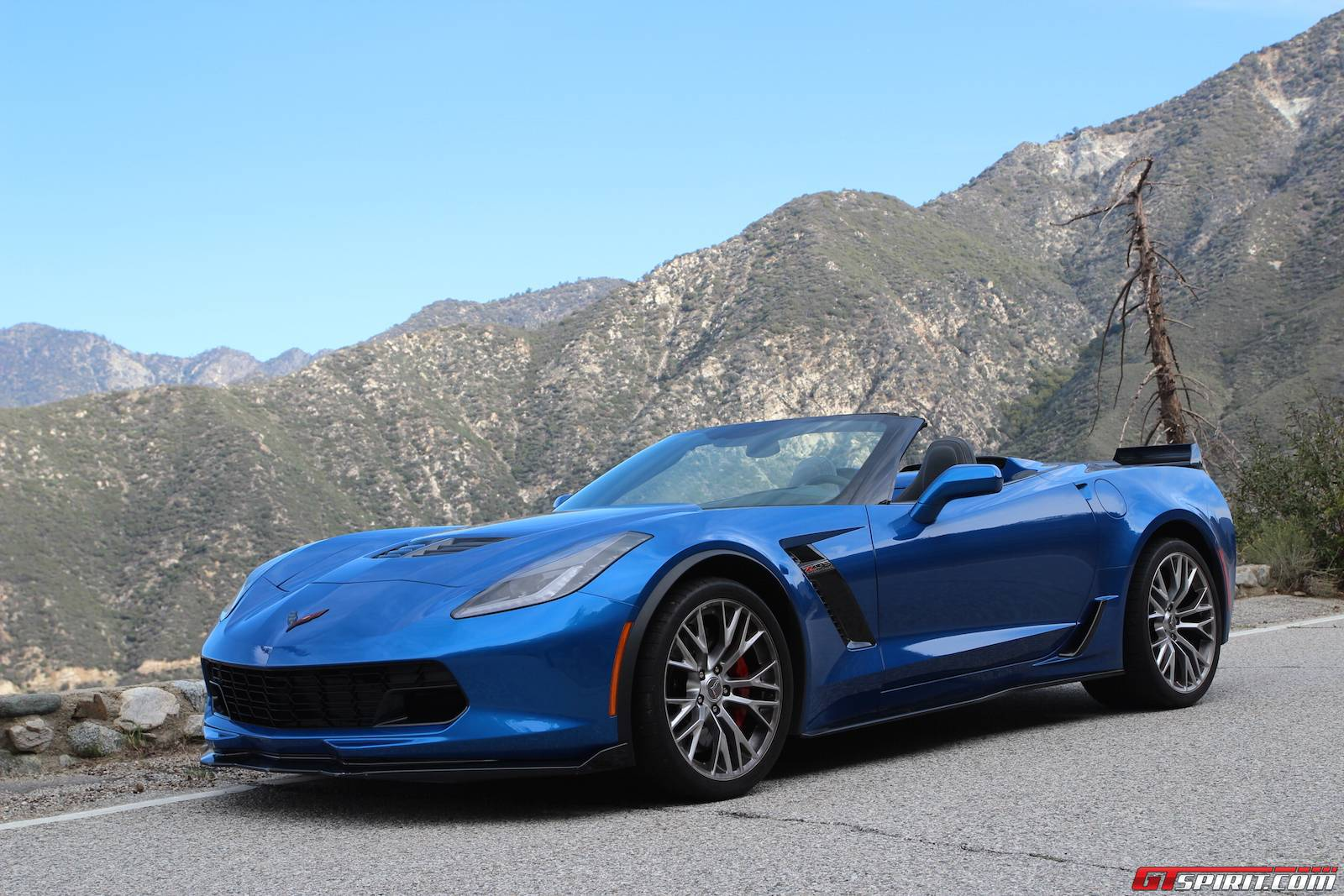 2015 chevrolet corvette z06 convertible review - gtspirit