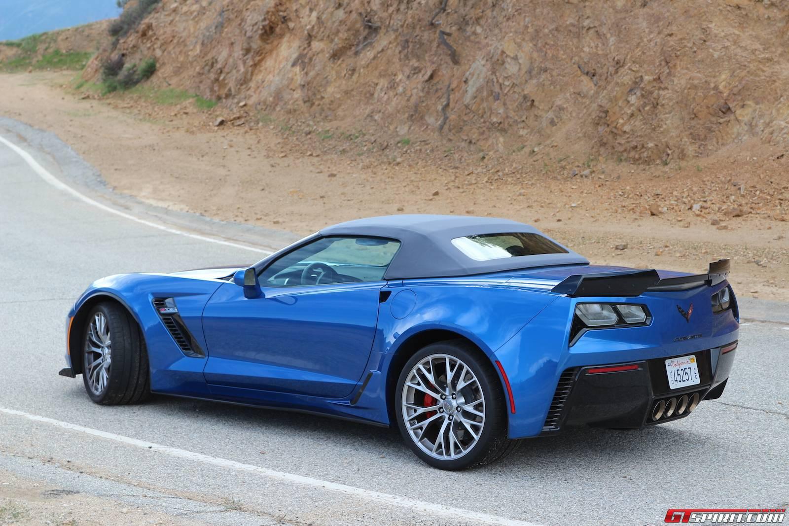 2015 chevrolet corvette z06 convertible review gtspirit. Black Bedroom Furniture Sets. Home Design Ideas
