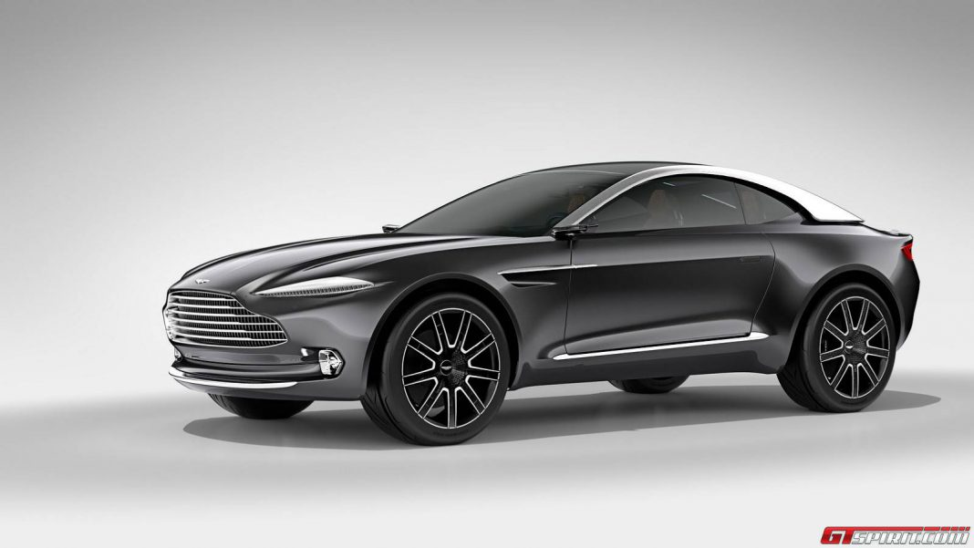 Aston Martin range could include seven models