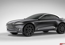 Aston Martin range could include seven models