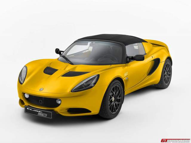 Official: Lotus Elise S 20th Anniversary Special Edition