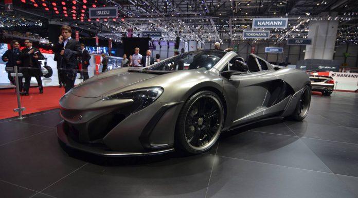 FAB Design McLaren 650S Spider