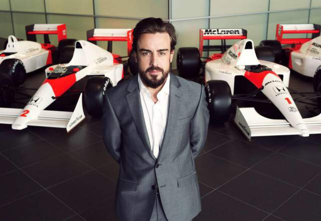 Ferrari Alonso highest 2015 Formula One earner