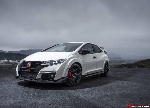 2015 Honda Civic Type R Front