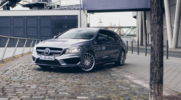 Mercedes-Benz CLA45 Shooting Brake Review