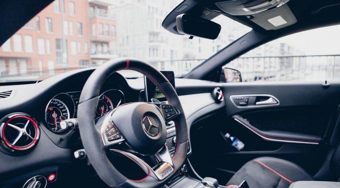 Mercedes-Benz CLA45 Shooting Brake Review