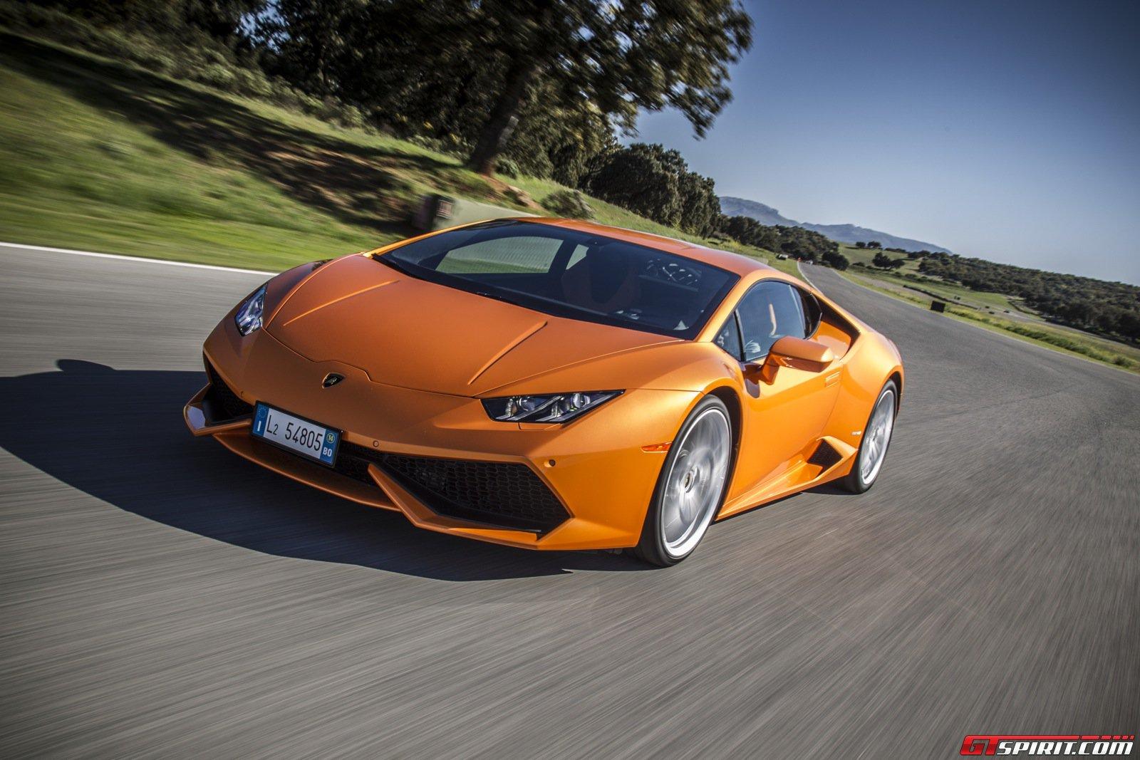 Rear Wheel Drive Lamborghini Huracan To Target Ferrari 488 Gtb Gtspirit