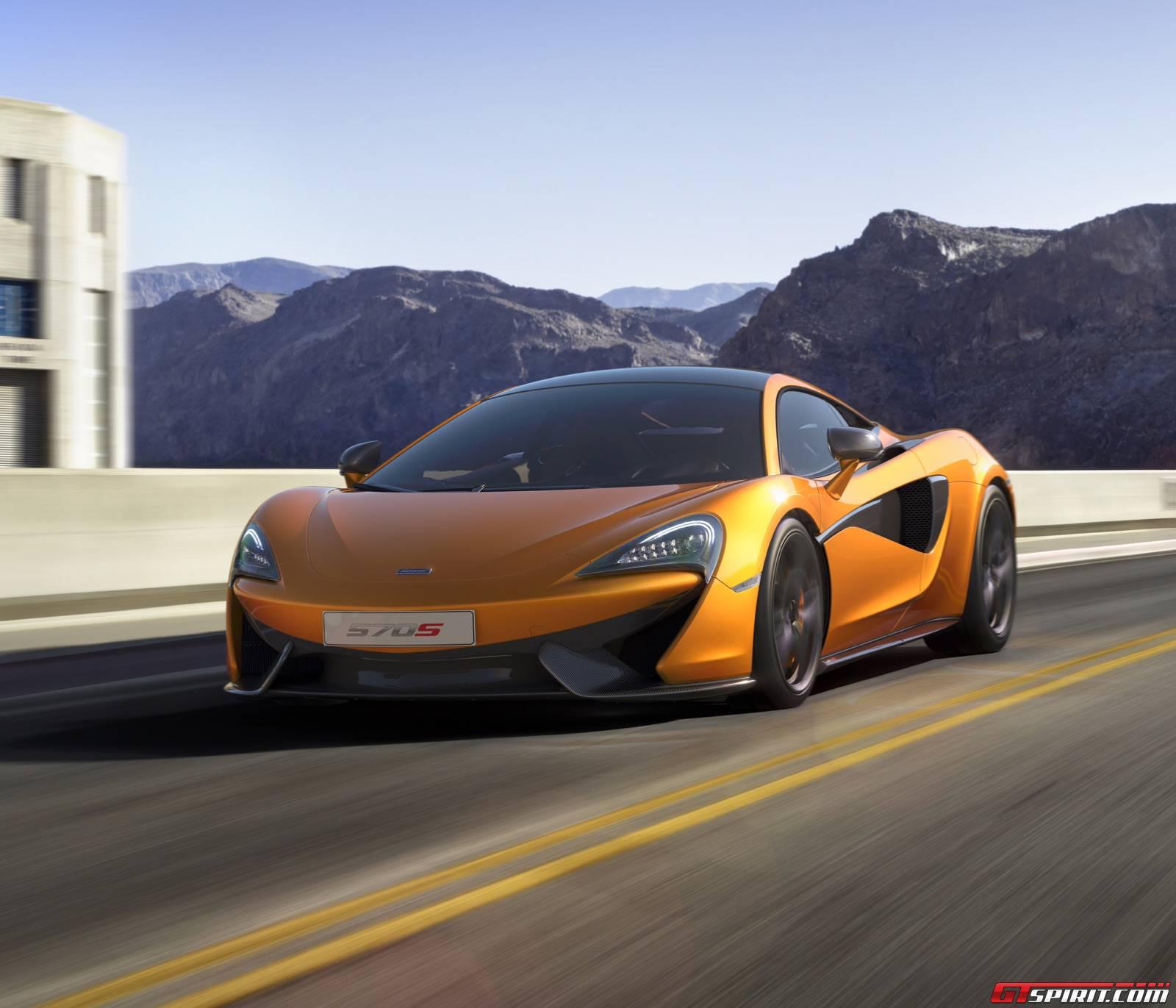 Official: McLaren 570S Coupe