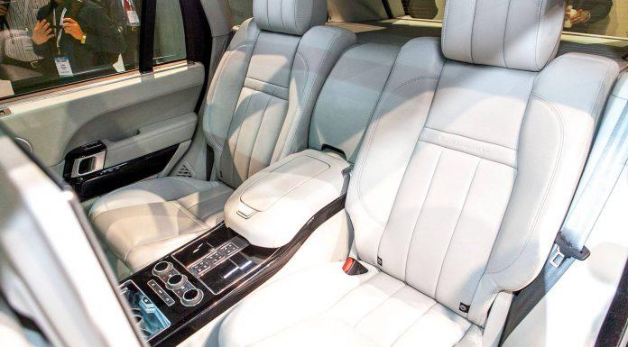 GTspirit  Range Rover SVAutobiography at New York 2015