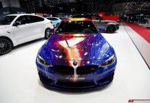Geneva 2015: Hamann BMW M4