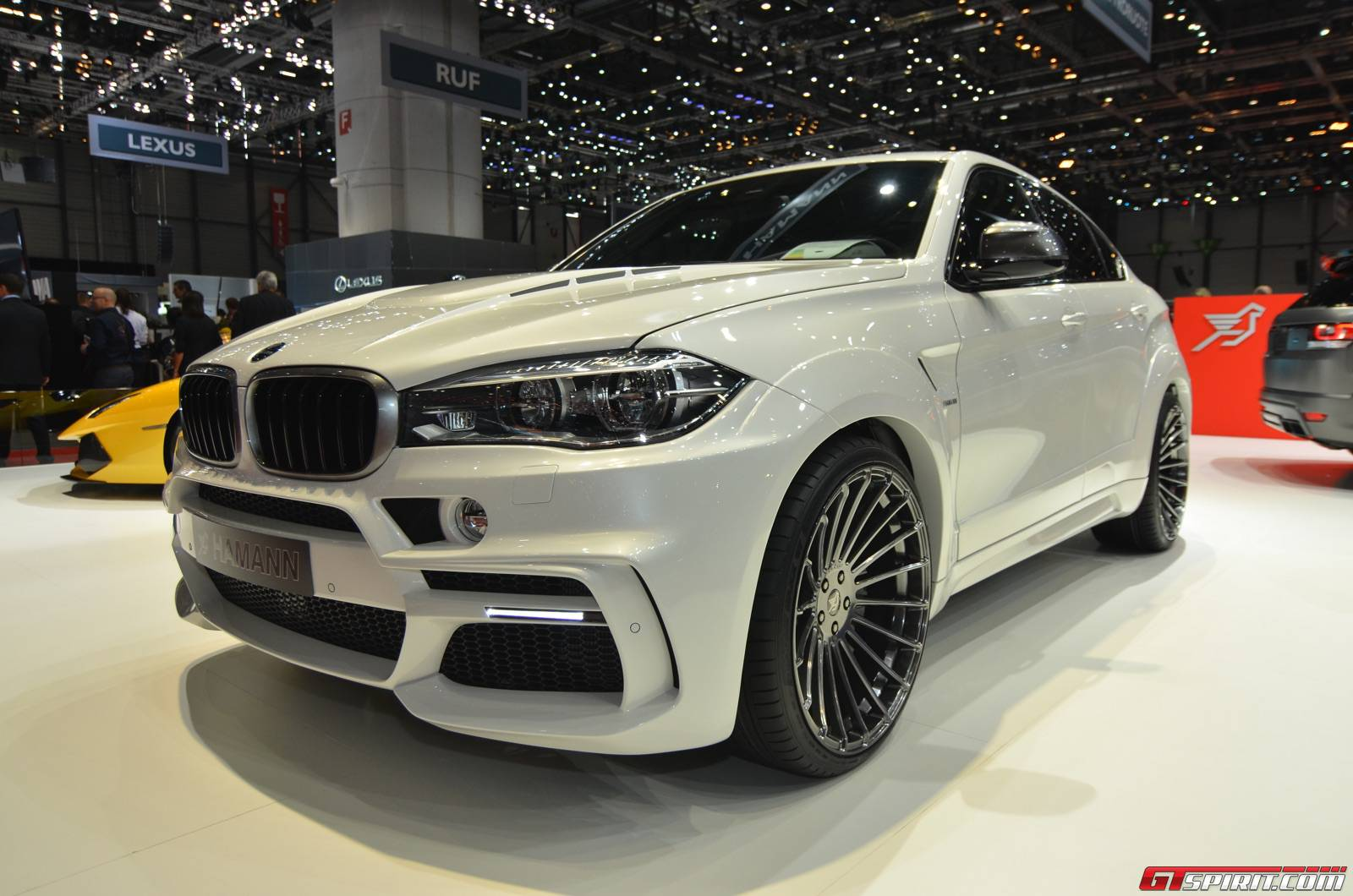 geneva 2015 hamann bmw x6 gtspirit. Black Bedroom Furniture Sets. Home Design Ideas