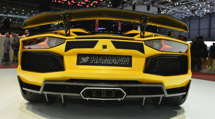 Hamann Limited Lamborghini Aventador Roadster