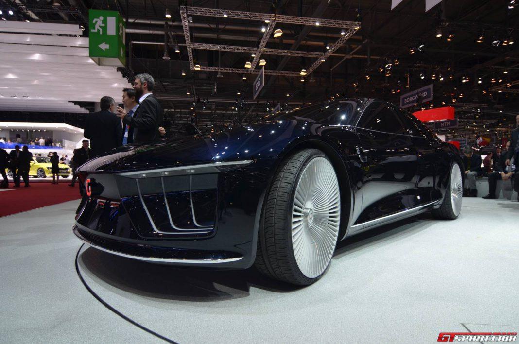 Geneva 2015: Italdesign Giugiaro GEA Concept