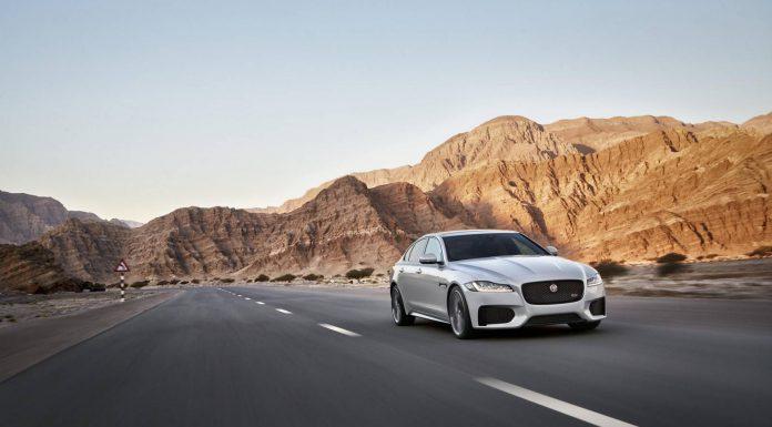 Official: 2016 Jaguar XF