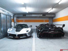 Exclusive: LaFerrari and Lamborghini Veneno Photoshoot!