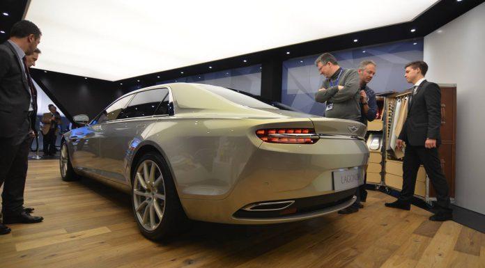 Aston Martin Lagonda Taraf at Geneva 2015