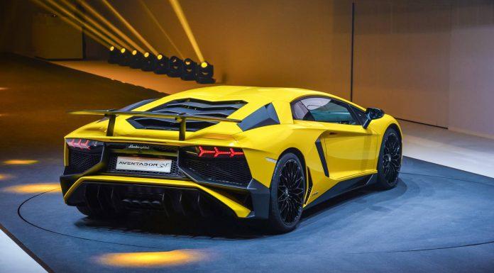Lamborghini at VAG Conference 2015