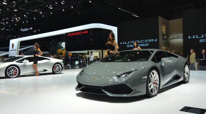 Lamborghini Highlights at Geneva Motor Show 2015