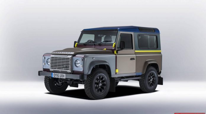 One-Off Land Rover Defender Created for Sir Paul Smith