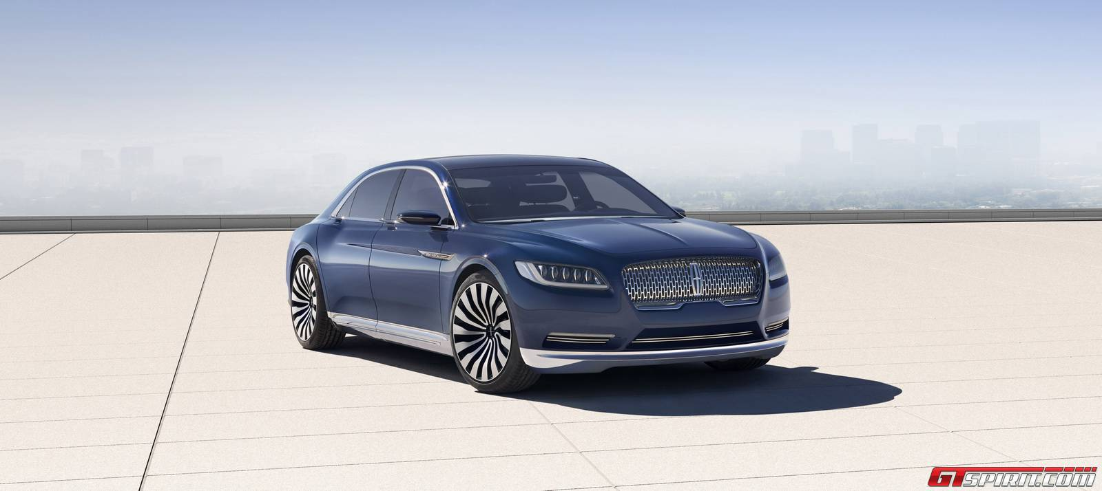 official 2016 lincoln continental concept gtspirit. Black Bedroom Furniture Sets. Home Design Ideas