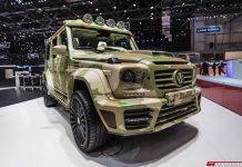 Mansory G 63 Sahara Edition